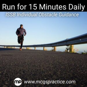 RUNNING- ISSB INDIVIDUAL OBSTACLE- ISSB PREPARATION