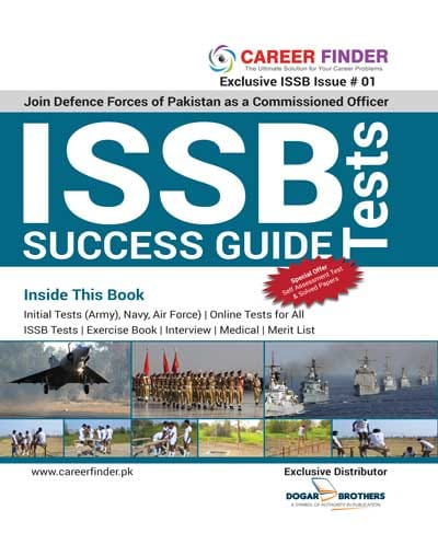 ISSB TEST PREPARATION GUIDE